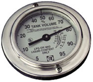 Fuel Gauge Propane